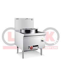 SINGLE BURNER DIM SUM STEAMER