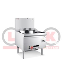 SINGLE AUTO FILL DIM SUM STEAMER