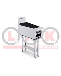 LKK 2 BURNER 300mm GAS CHARGRILL SKID: 76KG 435x930x820mm